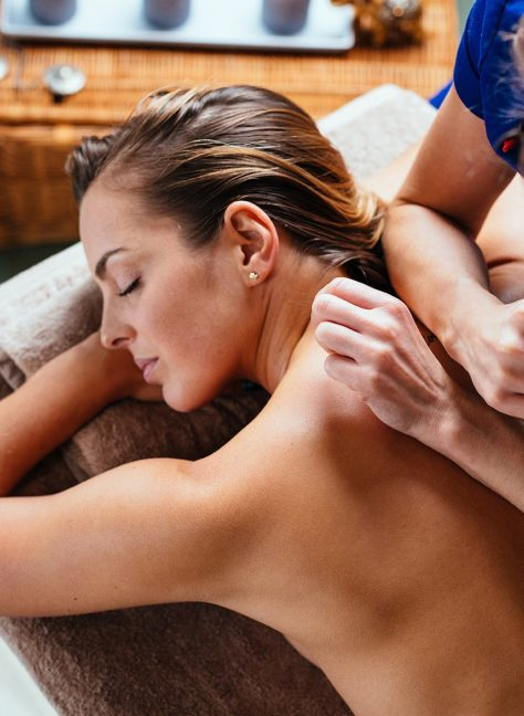 "Massage sportif ""Deep Tissue"""